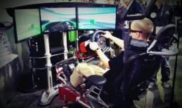 CES 2012: Nvidia d�voile sa chaise de jeu