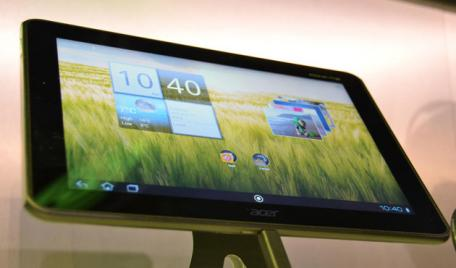 Tablette Acer Iconia Tab A510