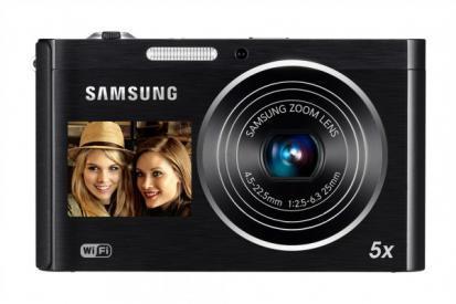 Samsung d�voile le DV300F: compact double �cran et avec Wi-Fi