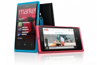 Plus d�1 000 000 de Nokia Lumia �coul�s