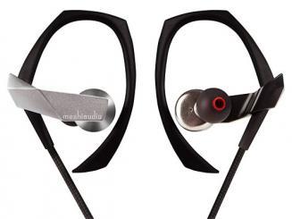 Moshi Audio Clarus: clip oreille � 2 voies