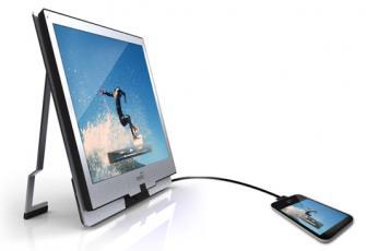 MMT: écran de 15″ portable