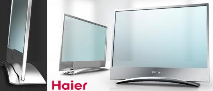 Haier: �crans transparents