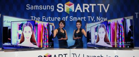 Samsung: la Flagship Smart TV ES8000
