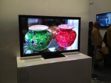 CES 2012: TV Sony Crystal LED