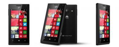 Huawei W1, le smartphone sous Windows Phone 8 est annonc�