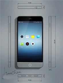 Meizu MX3: des photos du design et des caract�ristiques ?
