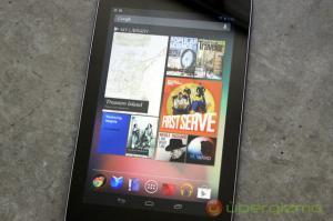 Google nexus 7 next-gen, elle serait en vente en Juillet