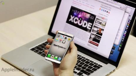 iPhone 6 Video: Plus Grand Ecran, Plus Compact, Plus L�ger