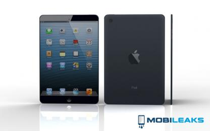 iPad Mini 2: Précisions Techniques et Image 3D de la tablette Apple