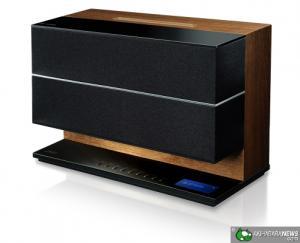 JVC Kenwood - Un syst�me audio Bluetooth avec un nouveau design en bois