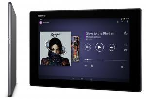 Sony Xperia Z2 Tablet : une tablette 10