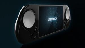 Steamboy: la console portable nouvelle g�n�ration sign�e Steam