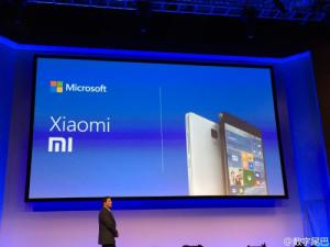 Xiaomi MI4 sous Windows 10